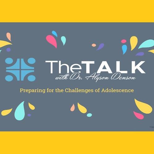 The TALK for Girls Slides