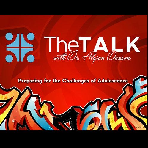 The TALK for Guys Slides