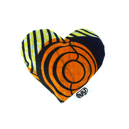 vortex (recycled) Scented Hearts/ Herbal Bags - refillable