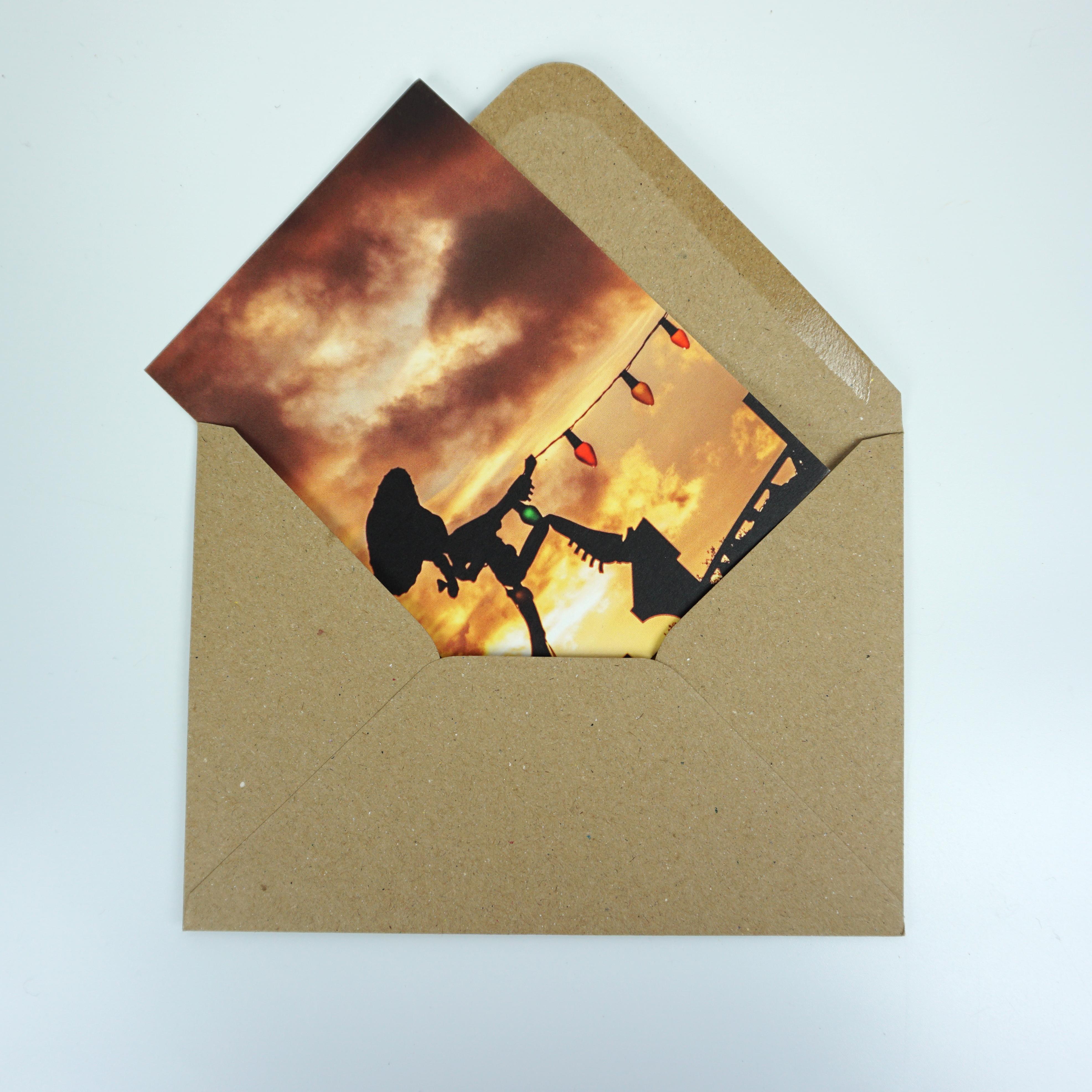 fotokarten-apocalyptic cowgirl-envelope.