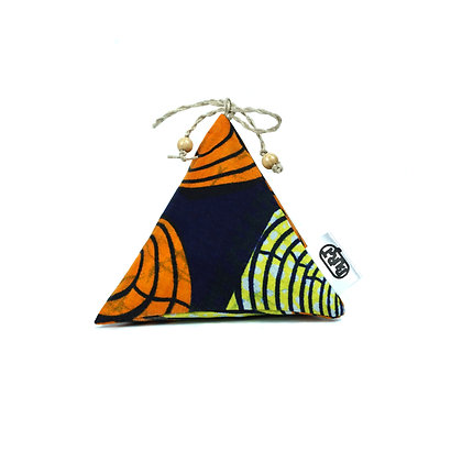 "vortex (recycled) ""Pyrascents"" Scented Pyramids/ Herbal Bags - refillable"