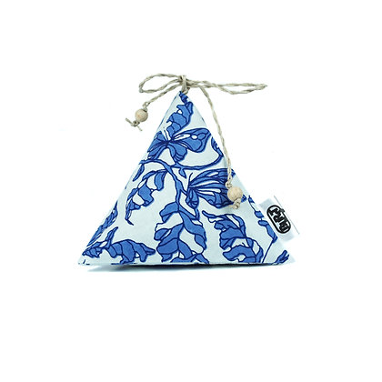 """dreams (organic cotton) """"Pyrascents"""" Scented Pyramids/ Herbal Bags - refillable"""