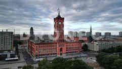 Rotes Rathaus | berl