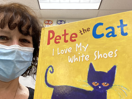 Pete the Cat (Author Study)