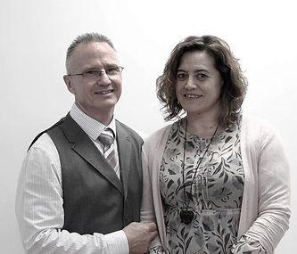Pastor Scott Mcgrath & Ngahina from The Potters House Hamilton, NZ