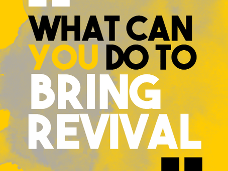Revival in Our Heart - Revival in the Nation