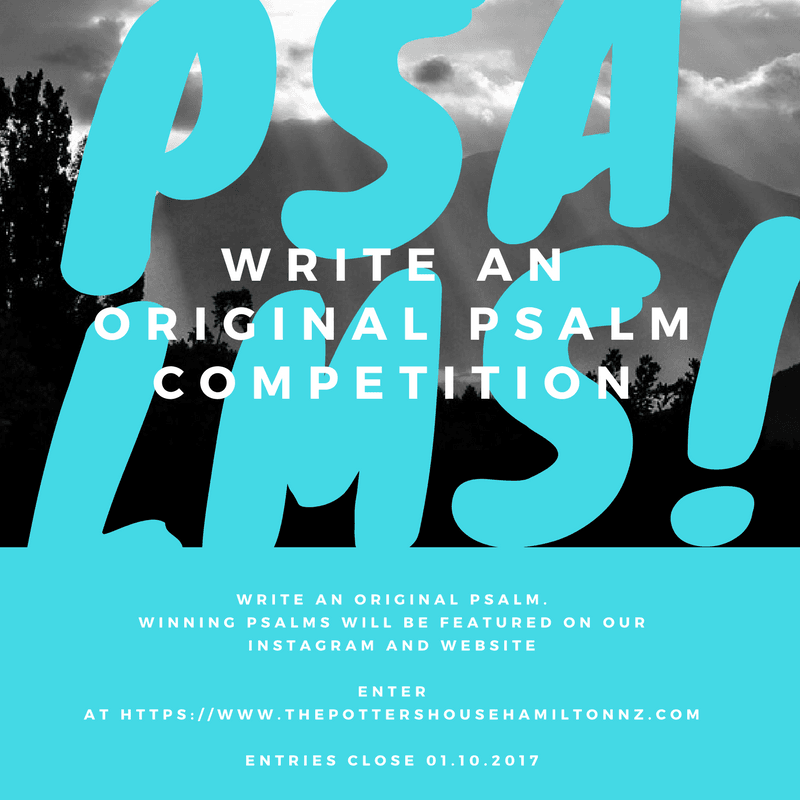 Psalm Competition | The Potters House Church Hamilton