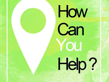 Help Others Find Us
