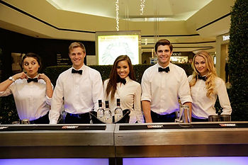 Beautiful models and bartenders for your Orange County and Los Angeles County events.