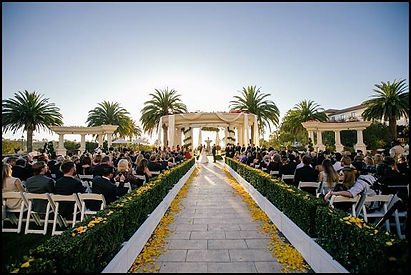 Beautiful wedding event we produced. Call us: 949.374.7258