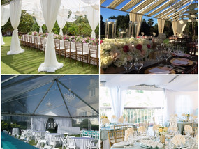Tent Rentals in Orange County and Los Angeles