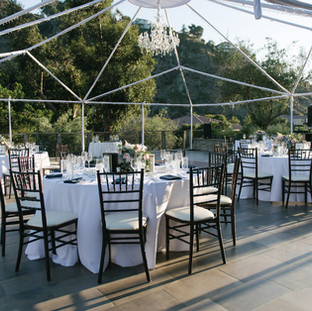 Outdoor Decorations For Wedding By OCLAEvents 949-374-7258