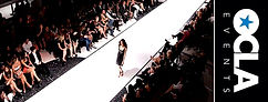 One of our high quality fashion shows we produced.