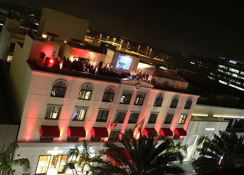 We create amazing rooftop events in OC and LA.