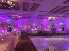 Wedding Ballroom Event Produced by OCLA Events in Orange County Call 949-374-7258