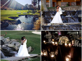 Indian Wells Country Club Wedding