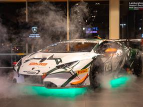Lamborghini Launch Event