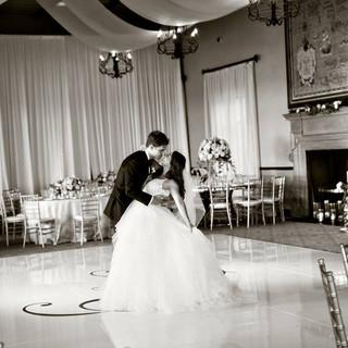 PreWedding Bride and Groom Dancing Elegant Wedding By OCLAEvents 949-374-7258