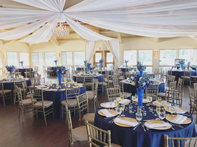 Wedding at the Dana Point Yacht Club