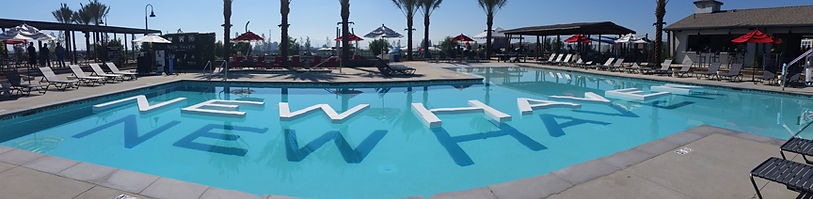 Poolside events for you. Call us: 949.374.7258