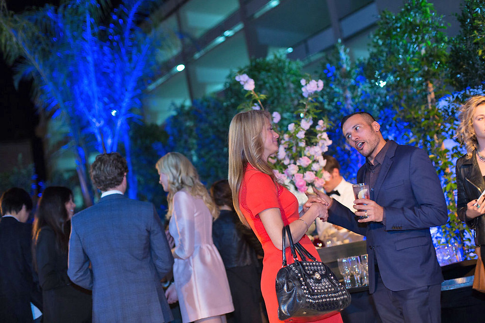 Genlux Launch Party in Beverly Hills Produced by OCLAEvents Attendees