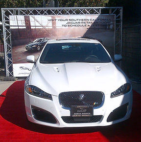 Corporate Jaguar event. Call us: 949.374.7258