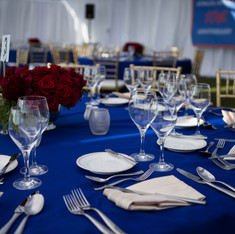 Corporate Table Setting At Event Production by OCLAEvents 949-374-7258