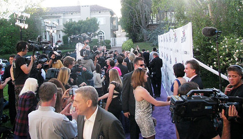 Step and Repeat Banner Services for Movie Premier Backdrops. Call us: 949.374.7258