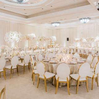 Wedding Tables Setup By OCLAEvents 949-374-7258