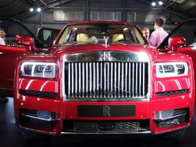 Rolls Royce Launch Event