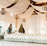White and Elegant Wedding Event Production by OCLAEvents 949-374-7258