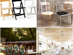 OCLA Events your source for Chiavari and folding chair rentals in Orange County and Los Angeles