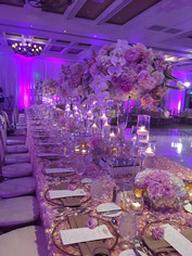 Floral Arrangements and Elegant Table Tops Event Produced by OCLA Events in Orange County Call 949-374-7258