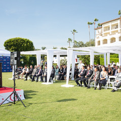Corporate Setting in The Sun Event Production by OCLAEvents 949-374-7258