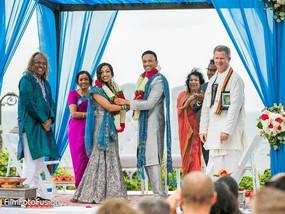 Amazing Colorful Indian Wedding Ceremony