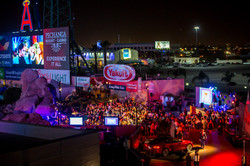 Outside Event Production at Angels Stadium in Orange County 949-374-7258