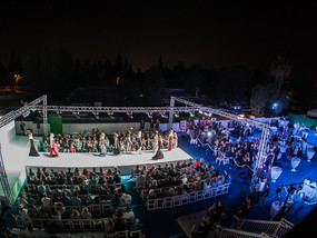 Orange County Fashion Show by OCLA Events
