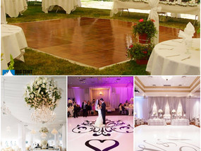 Dance Floor Rentals in Orange County and Los Angeles