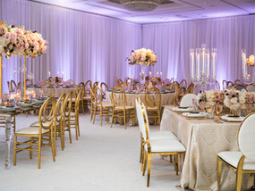 White carpet for ceremony and wedding