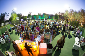 Outdoor Charity Event Full Production in Orange County Call 949-374-7258
