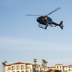 Corporate Helicopter Event Production by OCLAEvents 949-374-7258