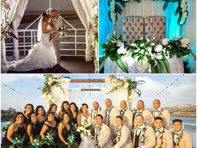 Marina Del Rey Yacht Wedding
