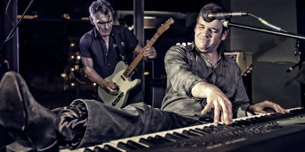 Aurora Concerts in the Park | Brady Goss Band