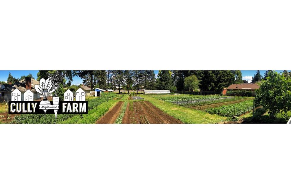 Cully Neighborhood Farm