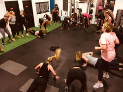 Eley Fitness Ladies only class.jpg
