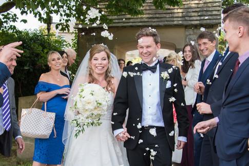 Wedding Photographer Bakewell Church