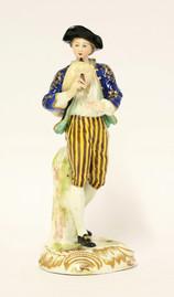 19th Century Samson Derby piper