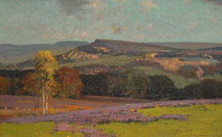 Stanley Royle Frogatt Edge Derbyshire