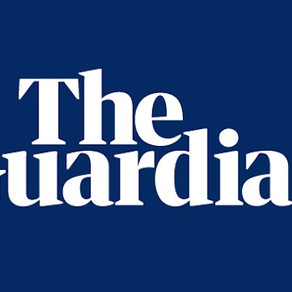 We featured in The Guardian!