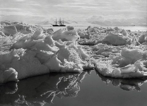 Herbert Ponting McMurdo Sounds